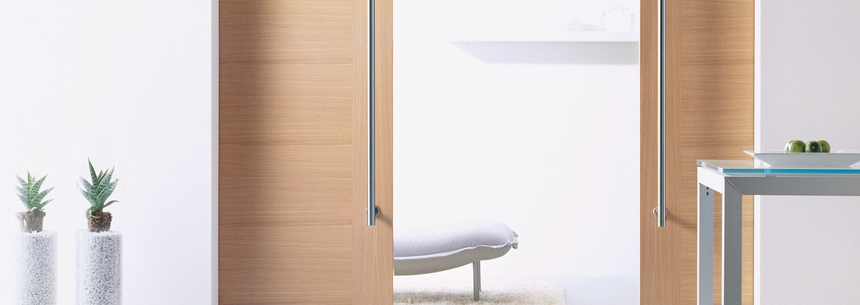 Erst die passenden Innentüren bringen ihr Zuhause zur Vollendung